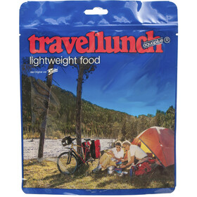 Travellunch Outdoor Meal 10 x 250g, Paella with Crab and Chicken Lactose Free